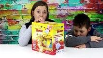CHALLENGE OTTO IL MAIALOTTO CHE FA IL BOTTO - giochi in scatola per bambini - il cuoco mangione
