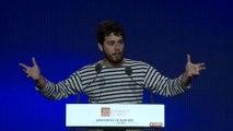 Antonin Grêlé, mot d'accueil - UR2017