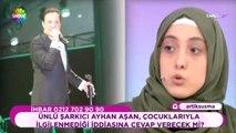 Ayhan Aşan'ın Kızı, Seda Sayan'a Çıkıp İsyan Etti: Evimizi Satmak İstiyor