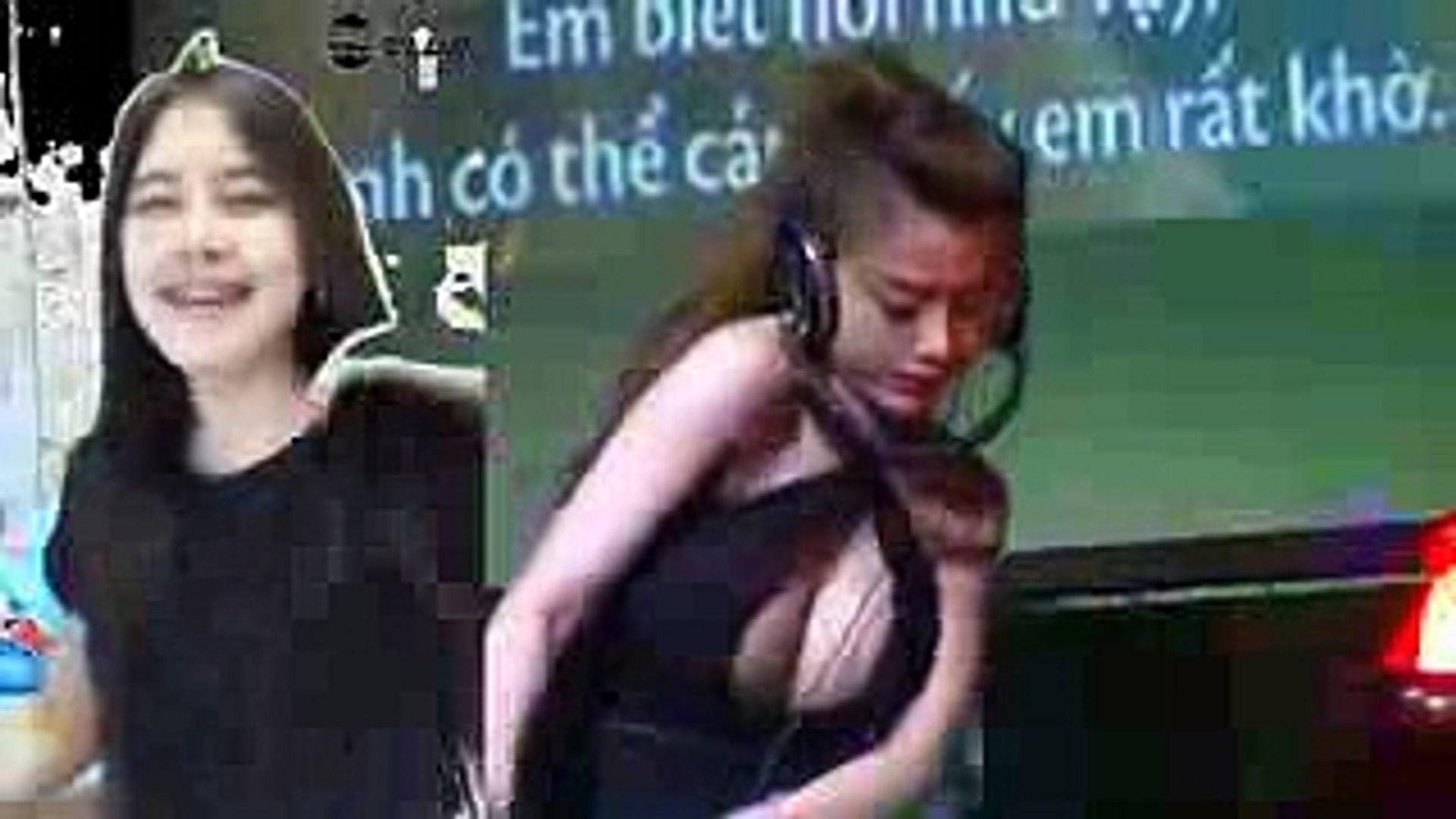New sexy Vietnam DJ Girl vs Sexy thai girl [សិចចិន Japanese]