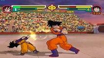 dragon ball budokai 2 gamecube(dolphin emulator) - video