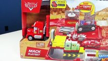 Disney Cars Lightning McQueen RC Toy Car & MACK Truck Playset Toy Cars for Boys Kinder Playtime