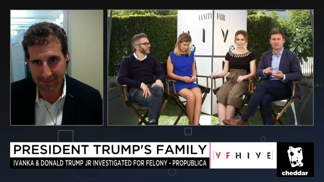 ProPublica Bombshell- Ivanka & Trump Jr Investigated for Felony