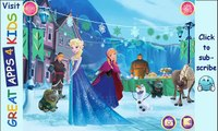 Disney Royal Celebrations | Frozen Cool-Off Skating Party Kids App
