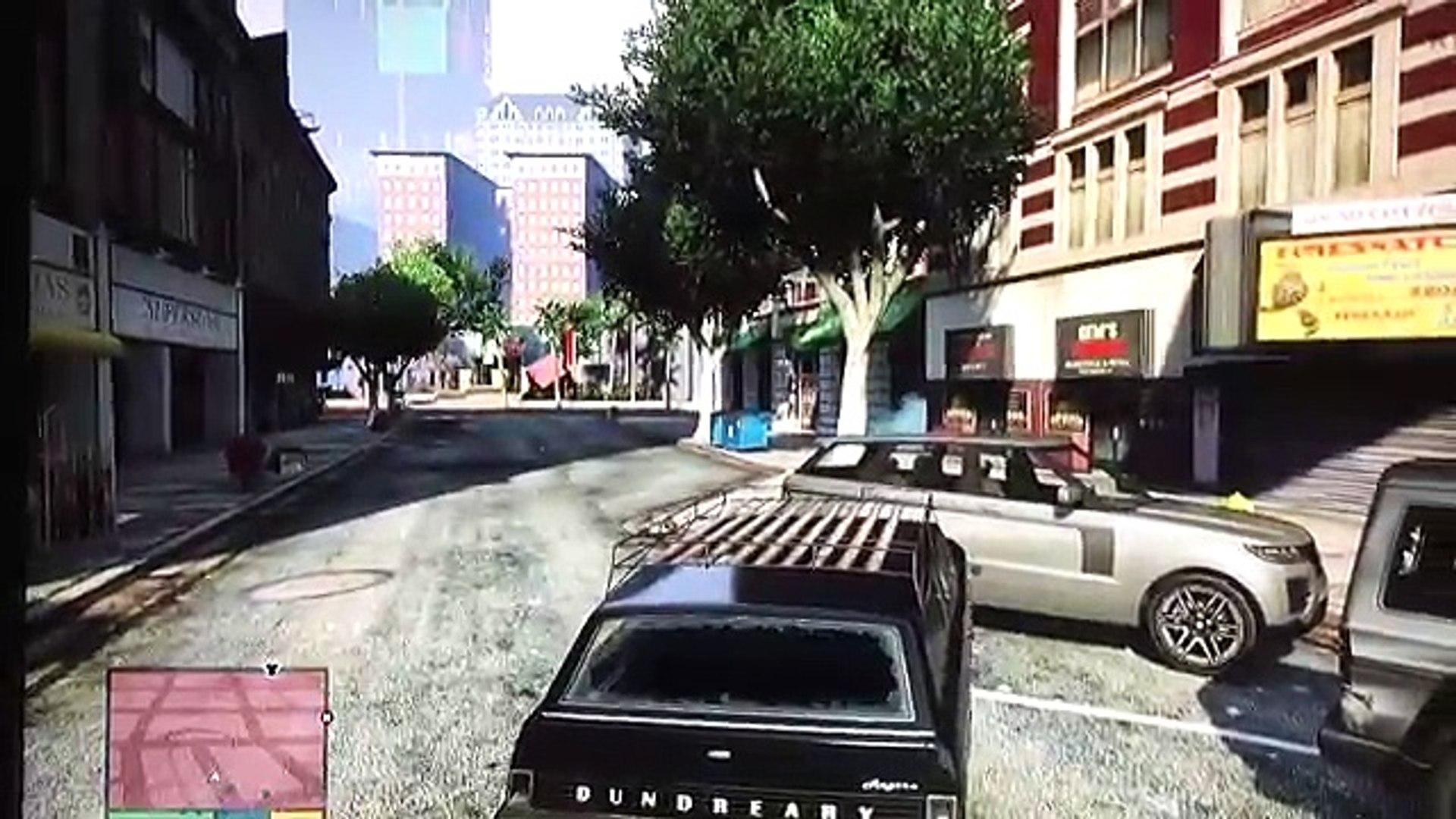 Летсплей GTA5: гоняем и разбиваем машины. Мама первый раз играет в ГТА 5, Луномосик таааак болеет!