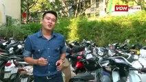 """Đối phó với vấn nạn chôm xe máy  """"Cảnh giác"""" vẫn hàng đầu - Kỹ năng tự vệ 2016 (Võ sư Lê Hoàng Mai)"""
