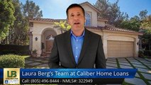 Laura Berg's Team at Caliber Home Loans Westlake Village Great 5 Star Review by Ashlee S.