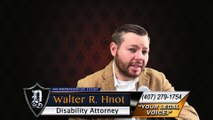 What is the Social Security Disability denial rate in Kansas? SSI SSDI Disability Benefits Attorney Walter Hnot Orlando