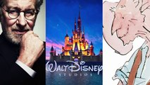 SYMPATHY FOR THE NEPHILIM (GIANTS): Dahl, Spielberg and Analysis of Disneys The BFG Trailer