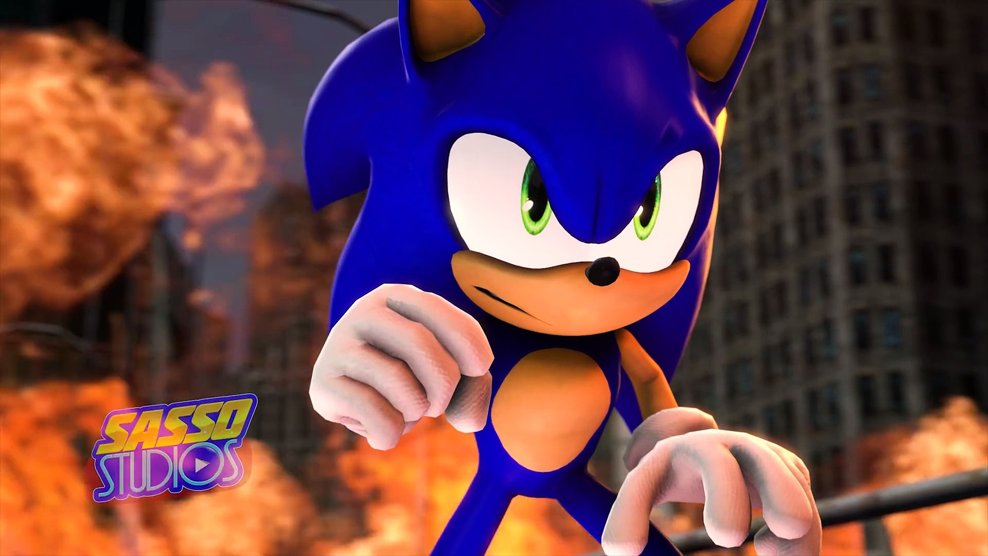 Shadow In Sonic Forces Sonic The Hedgehog Animation Sfm 4k Video Dailymotion
