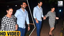 Pregnant Esha Deol Goes On Dinner Date With Hubby Bharat Takhtani