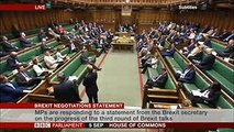 Jacob Rees Mogg question about paying an EU Brexit Bill