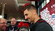 Thomas Meunier sur Anderlecht-PSG: un nouveau coach à Anderlecht