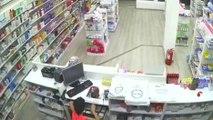 Un enfant enrôlé par son père pour vider la caisse d'une pharmacie