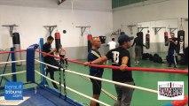 SPORTS : Le Champion Olympique Brahim Asloum chez les Patrac's Brothers