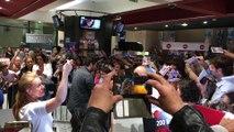Carpentras : plus de 1000 fans venus à la rencontre de Patrick Fiori