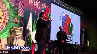 Paulie Malignaggi doing it all in Baku at WBC convention EsNews Boxing-JI29s1l0k7g