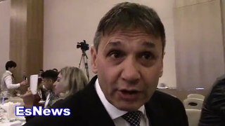 UK Boxing Manager Says James DeGale #1 Pound for Pound  EsNews Boxing--AG-iowZdEg