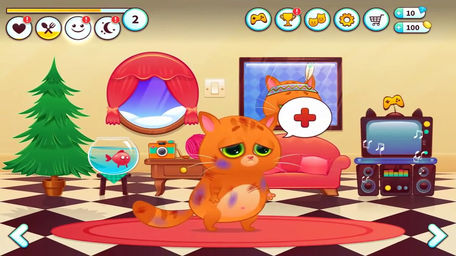 Bubbu : My Virtual Pet - Pet Care Games