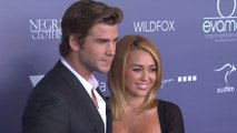 Miley Cyrus admits to spying on Liam Hemsworth when he's on set