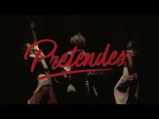 Carlos Cros - Pretendes (Teaser Video)