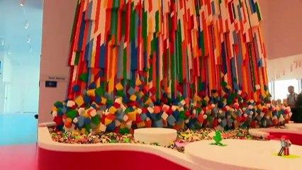 Au Lego Un Musée Briques Forme Petites Danemark En De Inaugure shrdCtQ