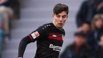 Les buts de Kai Havertz, le nouveau phénomène de Leverkusen