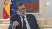 Rajoy: Haré lo que crea mejor para España y en el momento que crea más oportuno