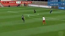 Lars Bender Goal HD - Bayer Leverkusen (Ger) 2-0 Fortuna Koln (Ger) 05.10.2017
