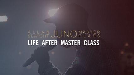 Life After Master Class | The Allan Slaight JUNO Master Class Season 2