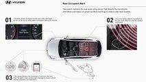 VÍDEO: Hyundai Rear Occupant Alert