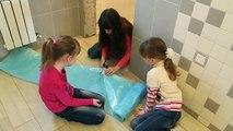 Бассейн дома Что то пошло не так Вредные детки затопили весь дом Потоп Аквапарк дома Bad Baby Дети