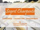 Segret Charpente, charpente, couverture et maisons bois à Villefranche-sur-Cher.
