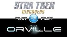 Discovery vs. The Orville - Trek it Wreck it: Pilot Fight!