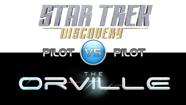 Discovery vs. The Orville - Trek it Wreck it: Pilot Fight!