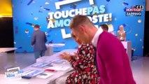 TPMP : Matthieu Delormeau et Kelly Vedovelli se rapprochent de plus en plus (Vidéo)