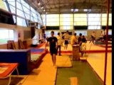 gym salto spé foot staps