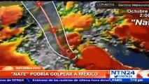 Emergencia en Centroamérica: paso de la tormenta tropical Nate deja siete muertos