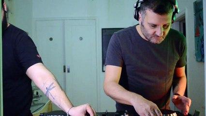 Spavieri DJ Set - Quarto/Fresta