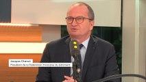 """Jacques Chanut (FFB) : """"Le prêt à taux zéro aide les jeunes !"""""""