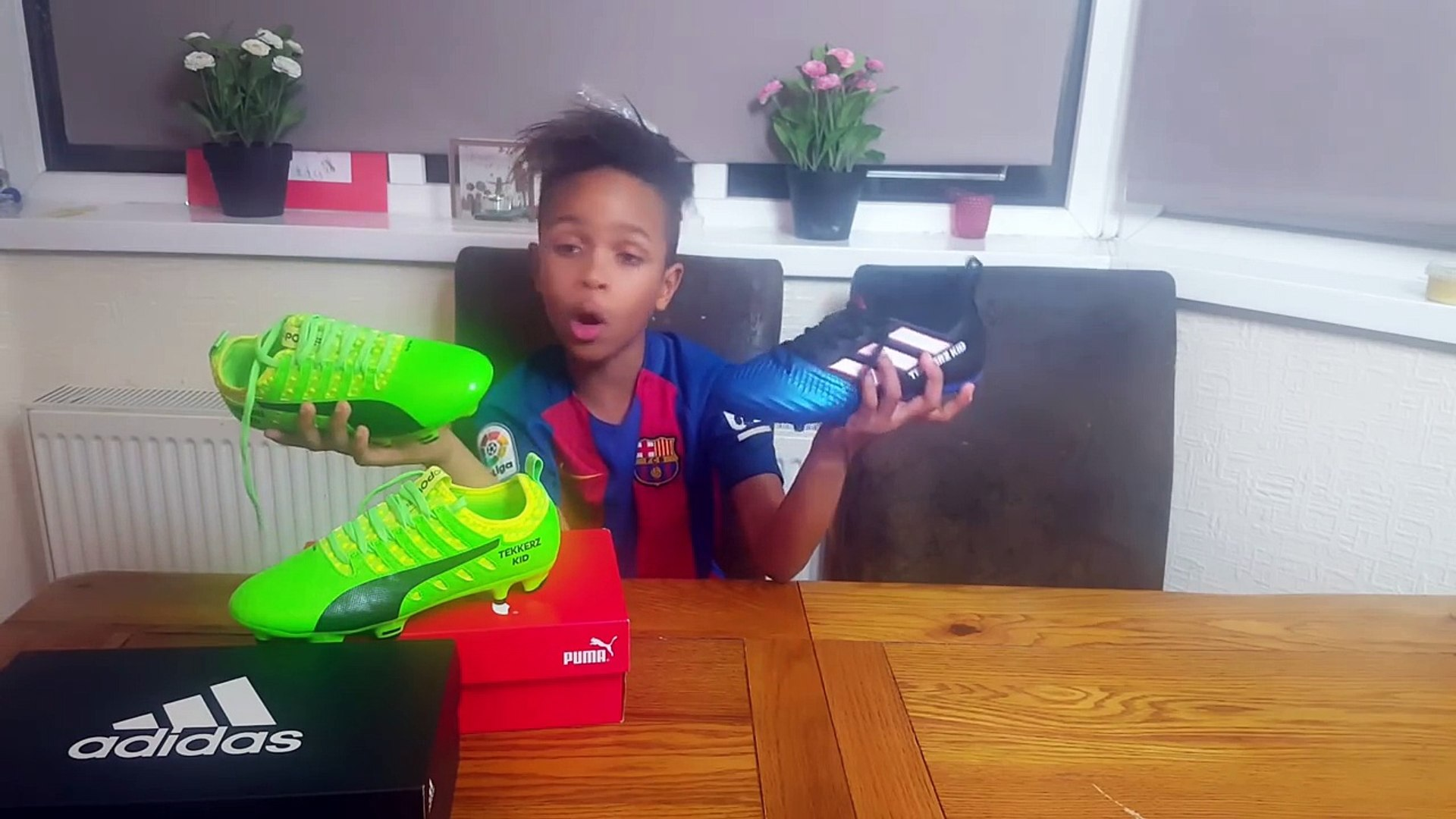 adidas Glitch Boots Are Here!