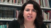 Wafa Belabbas, developpeuse web