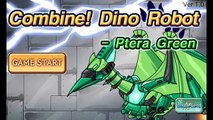Dino Robot Corps With Upgrades V.01 - New Labs Upgrades V.01 - Full Game Play - 1080 HD