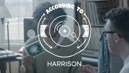 Harrison Ranks His Top 5 Sample-Based Records | JUNOTV's According To with Sam Sutherland