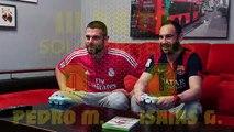 İ Reto Soloporteros: Fútbol Sala vs. Fútbol 11