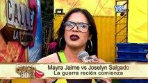 Joselyn Salgado responde a declaraciones de Mayra Jaime