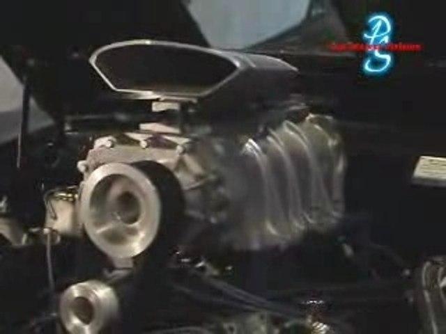 video du moteur v8 compressor ford falcon impressionnant de l 39 interceptor v hicule de poursuite. Black Bedroom Furniture Sets. Home Design Ideas