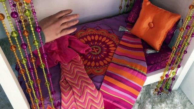 American Girl Doll Julies Bedroom