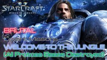 Starcraft II: Wings of Liberty - Brutal - Covert - Mission 14: Welcome to the Jungle B