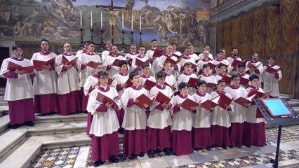 """Sistine Chapel Choir - Victoria: Motet """"Quem vidistis, pastores - Dicite, quidnam vidistis"""""""